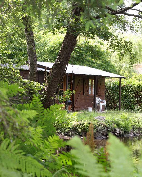 cottage 3 - la ferme du lac, marval