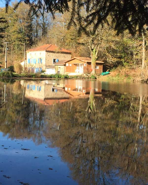 main-house - la ferme du lac, marval