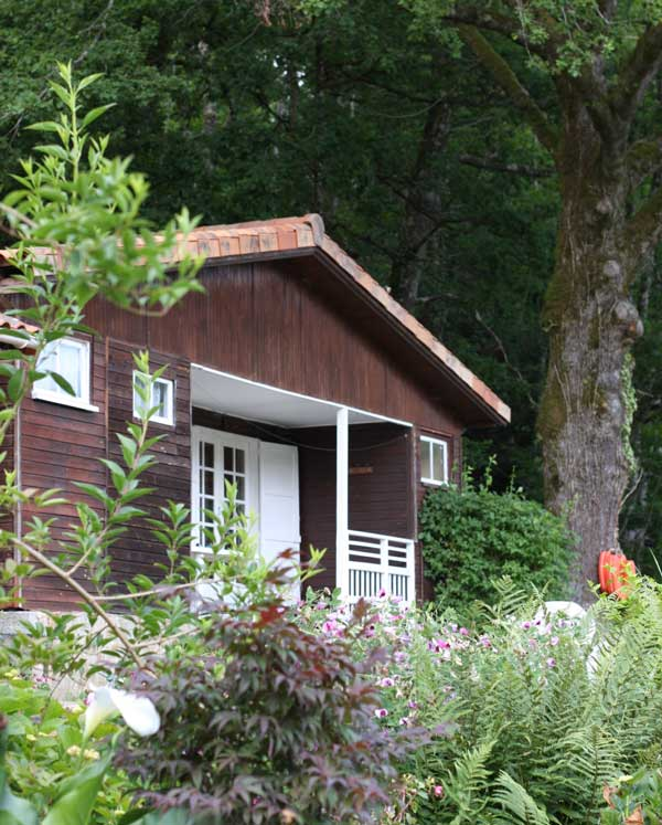 cottage 1 - la ferme du lac, marval
